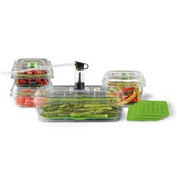 FoodSaver Vacuum Sealed Fresh Containers-4-Piece B
