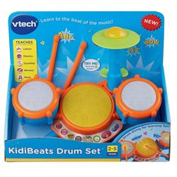 VTech Kidibeats Drum Set (English Version)