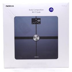 Nokia Body+ ¥Ë_¥Ë__ Body Composition Wi-Fi Scale-