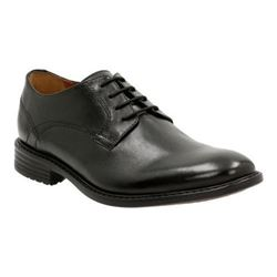 Bostonian Men's Garvan Plain Oxford- Black- 8.5 M