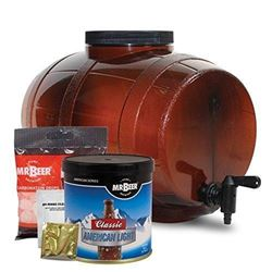 Mr. Beer Deluxe Edition 2 Gallon Homebrewing Craft