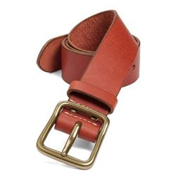 Red Wing Heritage Leather Belt- Oro Russet Pioneer