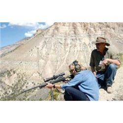 Branded Rock Canyon Ranch Precision Hunter Shooting Course