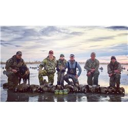 2 Person - 2 Day Guided Waterfowl Hunting Adventure