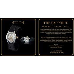 Montana Watch Company - The Sapphire