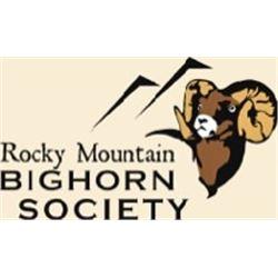 RMBS or Wild Sheep Foundation Life Membership
