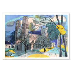 Jumieges by Lambert (1919-1998)