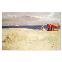White Sand by Pino (1939-2010)