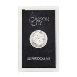 1881-CC $1 Morgan Silver Dollar Coin GSA