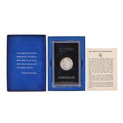 1883-CC $1 Morgan Silver Dollar Coin w/ Box GSA & COA