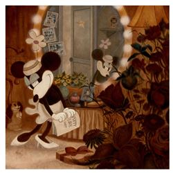 Minnie's Dressing Room by Kupka, Mike