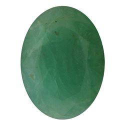 4.98 ctw Oval Emerald Parcel