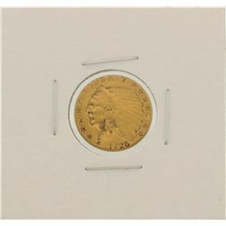 1926 $2.5 Indian Head Quarter Eagle Gold Coin