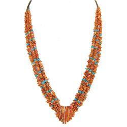 Pueblo Spondulus Necklace