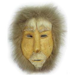Eskimo Mask - Simon Paneak (1900-1975)
