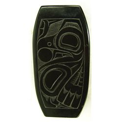 Haida Algilite Carving - Pat McGuire (d. 1970)