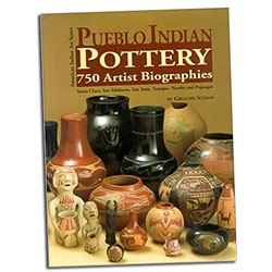 Pueblo Indian Pottery Book