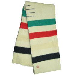 Antique Hudson Bay Blanket