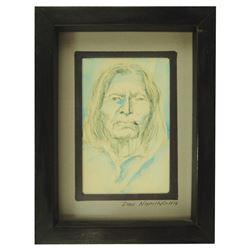 Dan Namingha, Hopi (b. 1950)