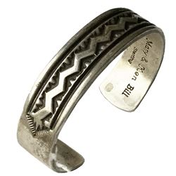 Navajo Bracelet - M & K Bill