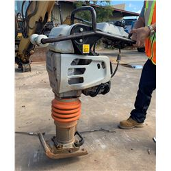 2014 MQ MTX70HD Jumping Jack, Tamper 144 Hours (Runs, See Video)
