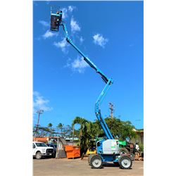 2011 Genie Z45/25 Articulating Manlift, 45-Ft Working Ht, 2353 Hrs (Runs & Lifts, See Video)