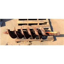 """ATI McMiller H-200 Auger Bit, Overall Length 52"""""""