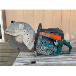 "Makita EK7301 14"" Gas Cutoff Saw"