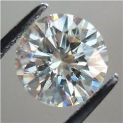 50ct Round Brilliant Cut BIANCO Diamond