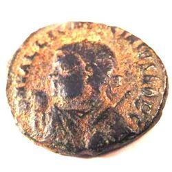 Bronze Coin of Licinius II (317-324 A.D.)