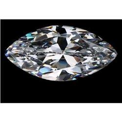 7 ct. Marquis Bianco Diamond