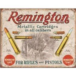 REM - For Rifles & Pistols