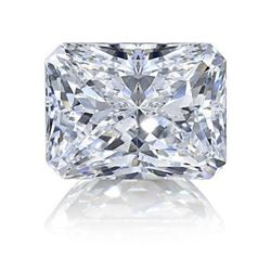 8ct Radiant Cut BIANCO Diamond