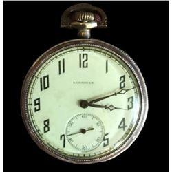 1905 Longines 17 Jewels Gold Filled Pocket Watch