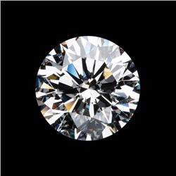 11ct Round Cut Bianco Diamond