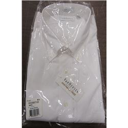 NEW VAN HEUSEN WHITE DRESS SHIRT - CHOICE