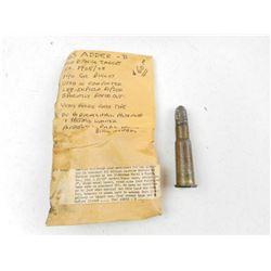 303 ADDER- B MID RANGE TARGET CO. 1905/08