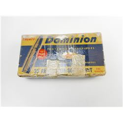 DOMINION 35 REMINGTON SPECIAL AMMO