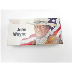 JOHN WAYNE 32-40 WINCHESTER AMMO IN COLLETOR BOX