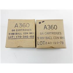 A360 AMMO 9MM BALL CDN MK1 AMMO
