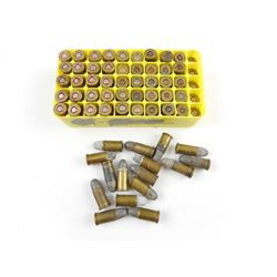 32 S & W AMMO, AND BRASS