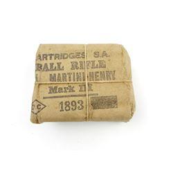 UNK .577 MARTINI HENRY MK III AMMO
