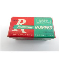 .22 LR REMINGTON AMMO