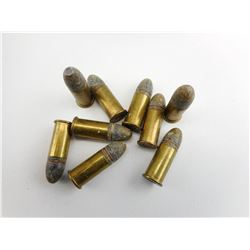 44 S & W AMMO, 44 SHORT BLANKS