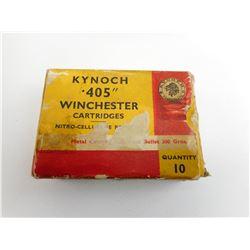 ".405"" WINCHESTER AMMO"