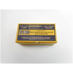 .32 S & W LONG COLT POLICE POSITIVE AMMO