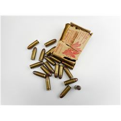 .38 ACP AMMO, AND 303 BRISTISH AMMO