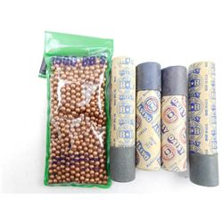 ASSORTED BB'S AND PELLETS AMMO