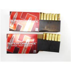 SUPERFORMANCE 30-06 SPRG AMMO