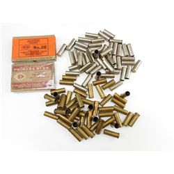 NO 3B PRIMERS IN VINTAGE BOXES, 38 SP BRASS